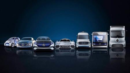 Daimler planea comprar baterías para sus coches eléctricos por valor de 20.000 millones de euros