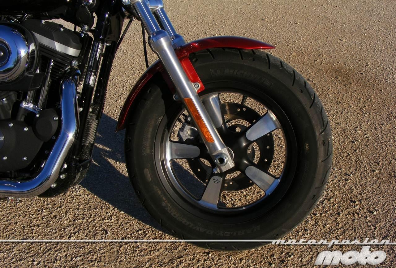 Foto de Harley-Davidson XR 1200CA Custom Limited (27/65)