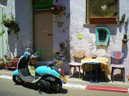Neve Tzedek: el barrio bohemio de Tel Aviv