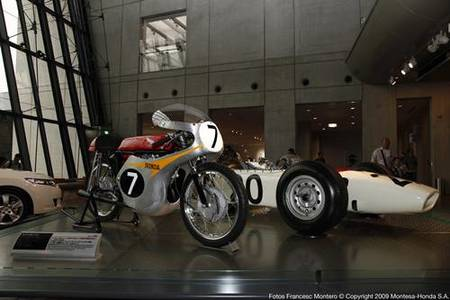 Visita el Honda Collection Hall