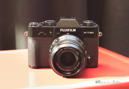 Fujifilm X T30 Preview
