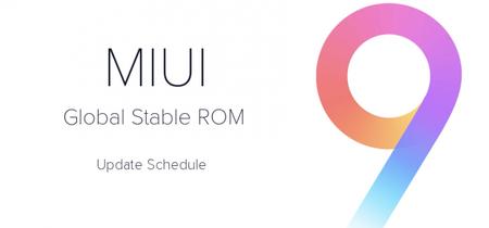 Xiaomi ya está distribuyendo MIUI 9: estos son los modelos que se actualizarán y sus fechas