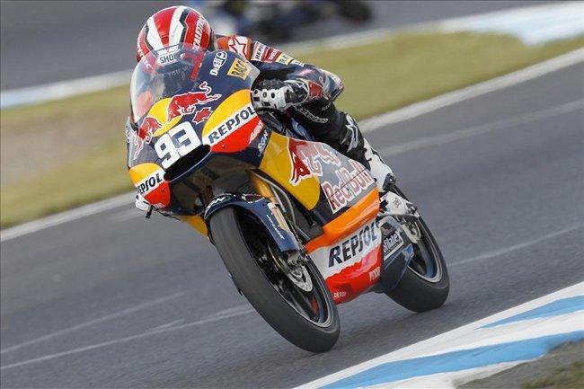 Marc Márquez consigue su novena pole del año
