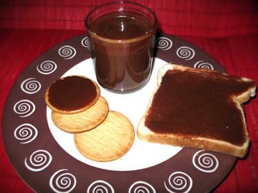 Receta de crema de cacao casera