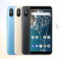 Xiaomi Mi A2 Android One de 64GB por sólo 197,90 euros y envío gratis en Amazon