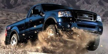 2006 Ford F-150: objetivo 900.000 unidades en 2005
