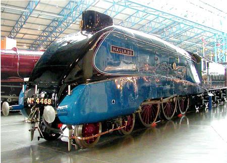 Mallard Locomotive 625