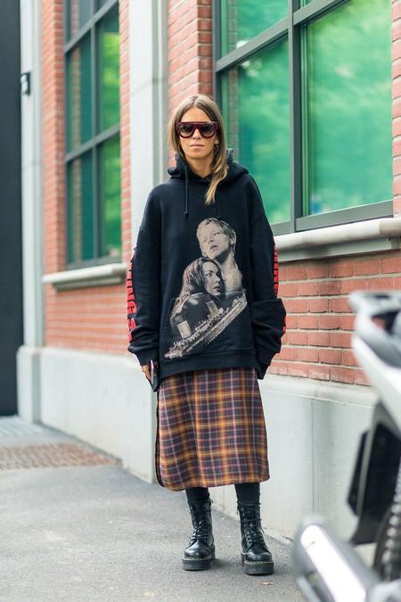 street style sudadera con capucha