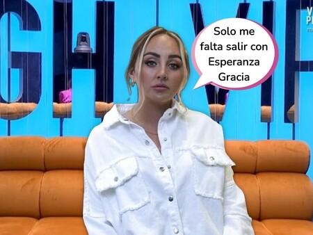Rocío Flores GH VIP 8