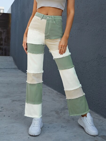 Pantalones Vaqueros Shein 01