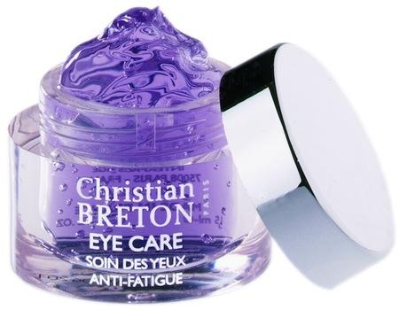 Christian Breton presenta Eye Care, el antifatiga femenino