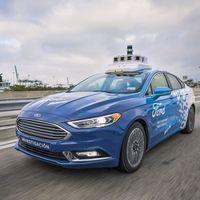 Ford quiere que conducir tu coche autónomo a través del móvil sea una realidad