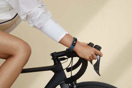Xiaomi Mi Smart Band 6 Oficial 30 Modos Ejercicio Bicicleta