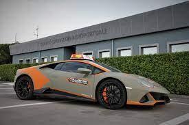 Lamborghini Huracan Evo Aeropuerto Bolonia 4