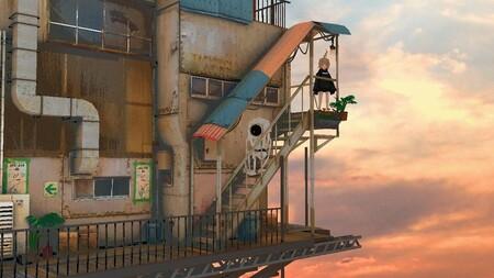 Fermata On The Pithos es el título indie japonés con gráficos de PS1 y que hubiese firmado Hideo Kojima