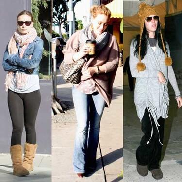 Tres looks de compras navideñas: Olivia Wilde, Hilary Duff y Katy Perry
