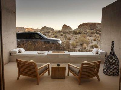Range Rover ofrece el 'roadtrip' más caro del mundo