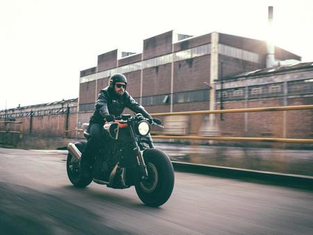 Yamaha V-Max Infrared by JvB-Moto