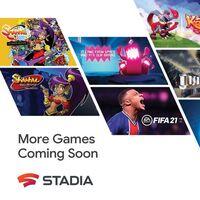 Google asegura que el catálogo de Stadia crecerá sin parar con más de 100 juegos que llegarán en 2021