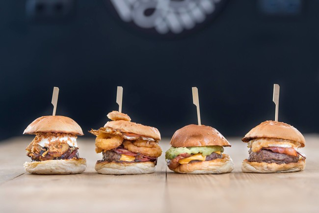 El Top Ten de hamburgueserías en Madrid