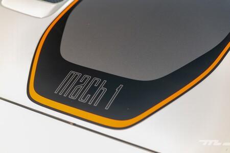Ford Mustang Mach 1 2021 Prueba 045