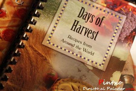 Días de cosecha, recetas de todo el mundo
