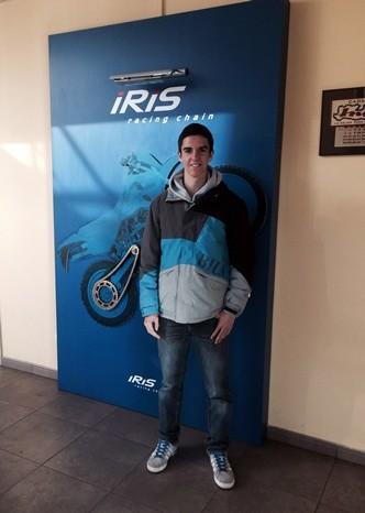 IRIS Racing Chains, apostando por jóvenes promesas
