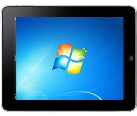 Windows 7 llegará al iPad de la mano de Citrix