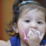La neofobia en la alimentación se combate en niños probando hasta quince veces el alimento