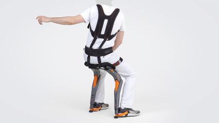 Chairless