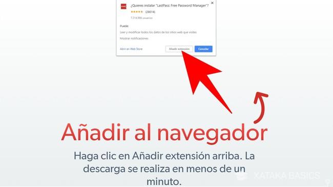 Anadir Extension