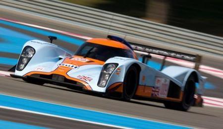 Aston Martín estará en las 24 horas de Le Mans