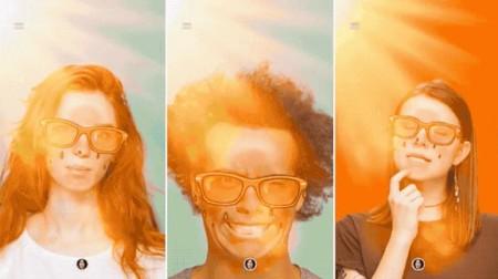 Los filtros de realidad aumentada invaden las historias de YouTube de forma más realista