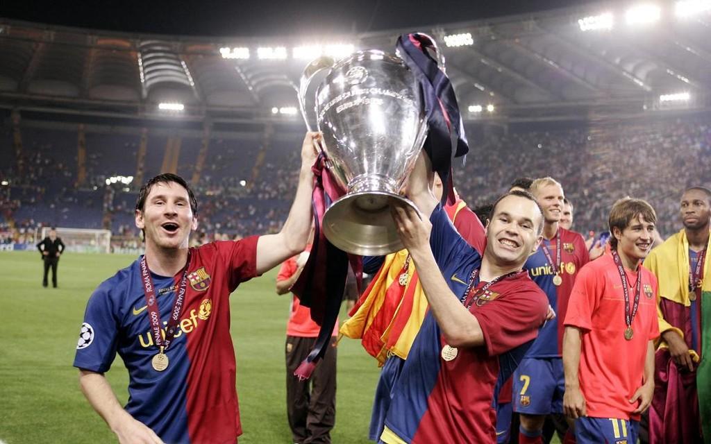 La ciencia ha intentado descubrir por qué el Barça de Guardiola y del tiki-taka en 2009 fue un equipo legendario