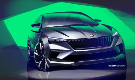 Skoda Vision Rs Concept 20