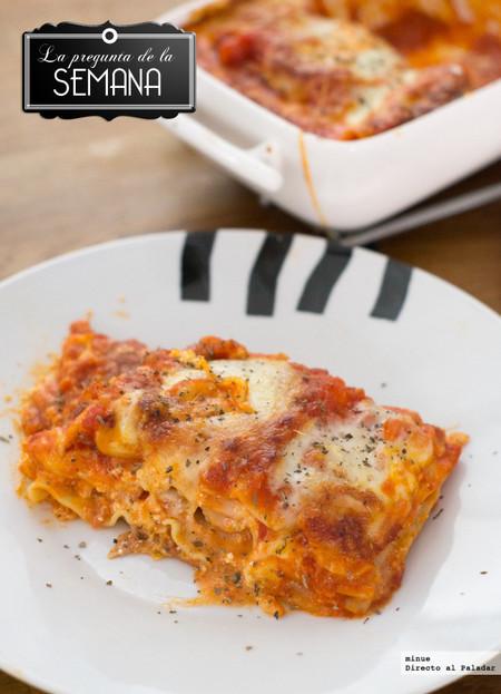 ¿Os gustan las nuevas fotos verticales para las recetas? La pregunta de la semana