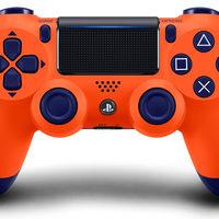 Así es el nuevo Dualshock 4 de edición especial Sunset Orange