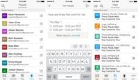 Acompli une correos y calendarios en un centro de productividad para iOS