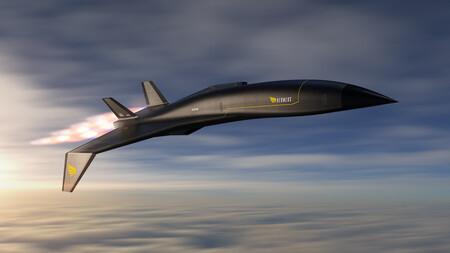 El avión hipersónico Quarterhorse recibirá 60 millones de dólares de financiación para llevar a cabo los primeros tests de vuelo a Mach 5
