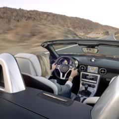Foto 9 de 36 de la galería mercedes-benz-slk-roadster-2011 en Motorpasión