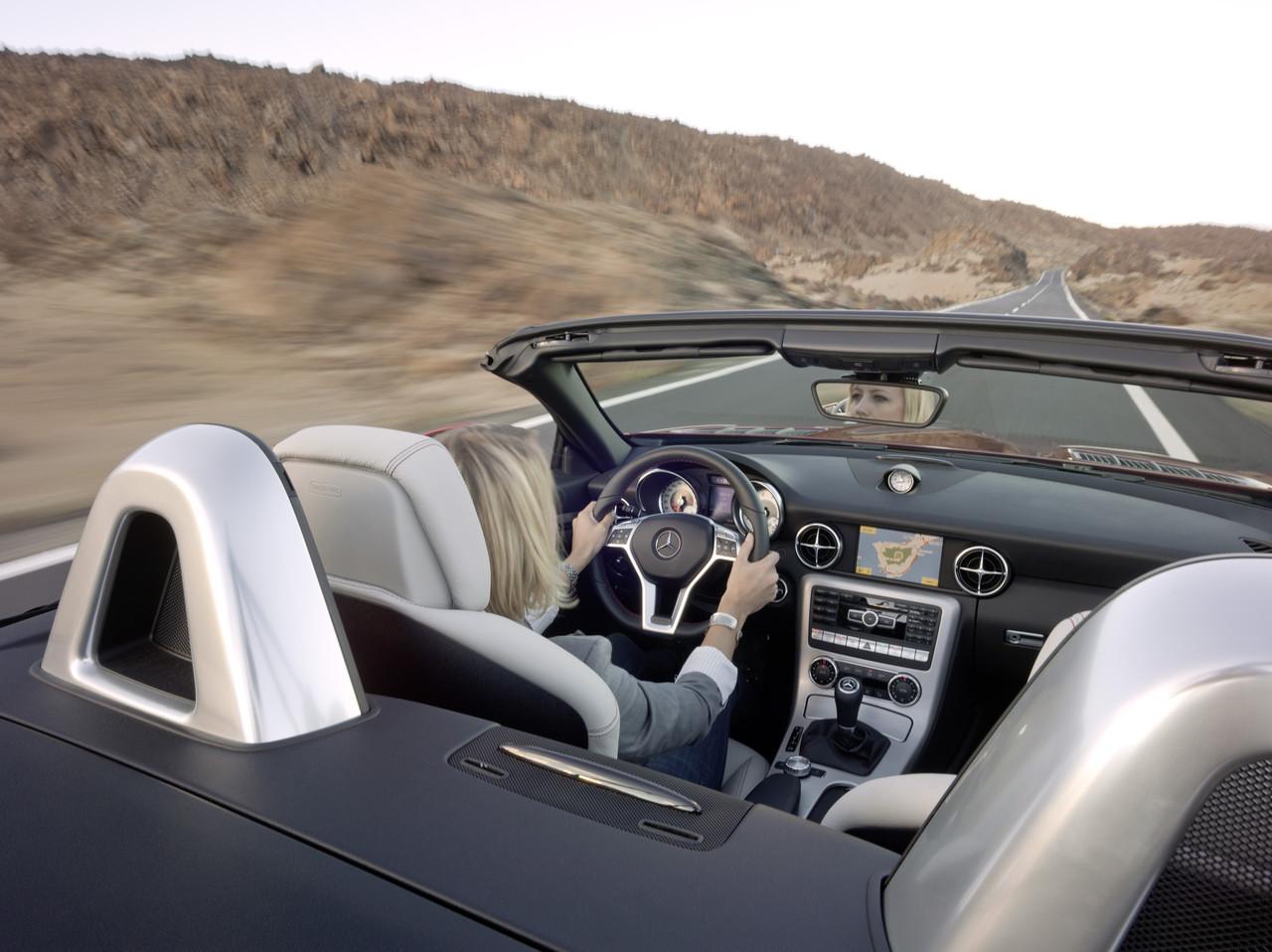 Foto de Mercedes-Benz SLK Roadster 2011 (9/36)
