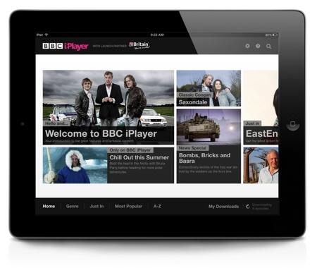 BBC iPlayer, una aplicación para ver la televisión británica en cualquier lugar