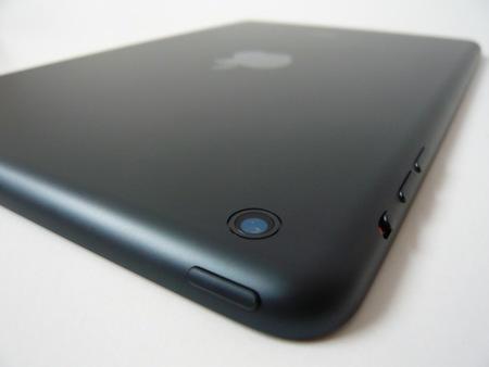 Análisis iPad mini cámara