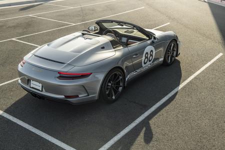 Porsche 911 Speedster Coronavirus 1