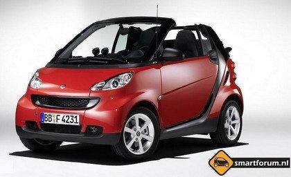 Más fotos del nuevo Smart ForTwo y ForTwo Cabrio