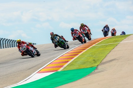 Superbikes Aragon 2018