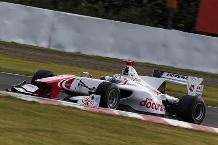 Tomoki Nojiri estrena el casillero de Honda en la Super Fórmula