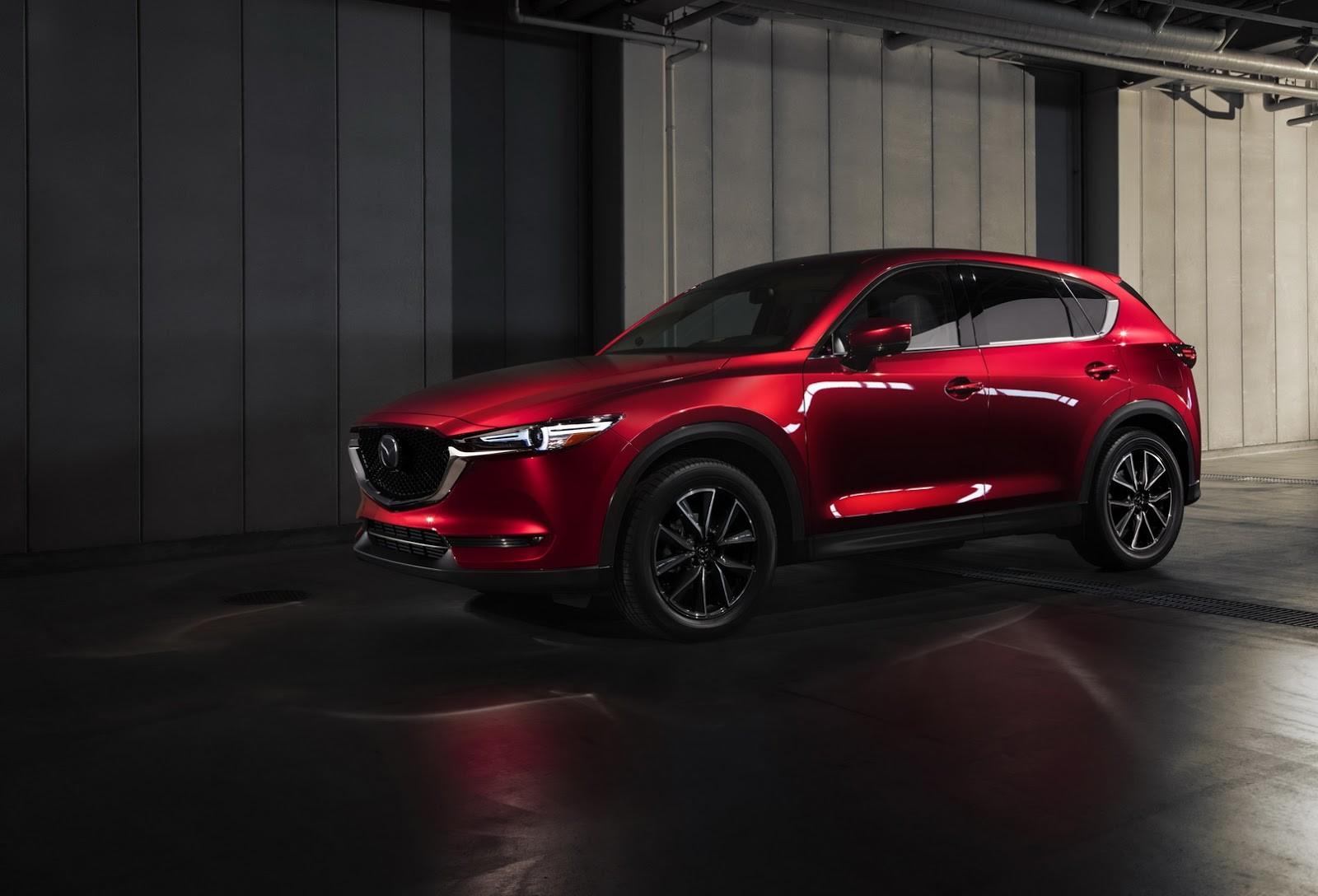 Foto de Mazda CX-5 2018 (7/39)