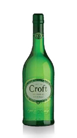 croft jerez botella