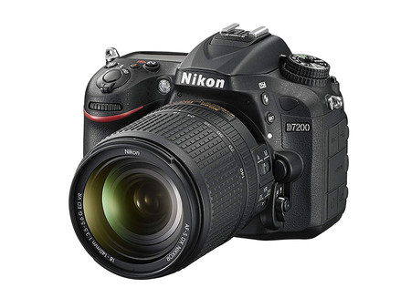 Nikon D7200 18 140